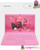 14 Inch 1920*1080 F142 Laptop Computer Pink