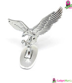 3D Emblem Front Hood Ornament Car Cover