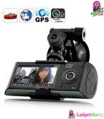 Dual Camera Car Blackbox DVR