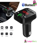 Handsfree Wireless Bluetooth MP3 Player Kit