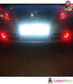 2Pcs Universal LED DRL Driving Lights