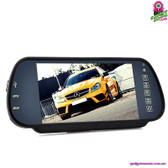 """""""Livid Raven"""" Car Rearview Parking Monitor - 7"""" TFT LCD TouchScreen Handsfree"""