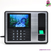 """The Friendly Warden"" Time Attendance System - 4"" TFT Screen 1K Fingerprint"