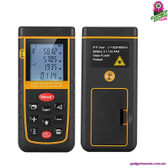 """Singlewave"" Digital Laser Distance Measurer (60m) - Ultra-accurate 1/4"" Tripod"