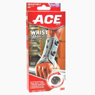 Ace Wrist Stabilizer with Custom Dial System, Right