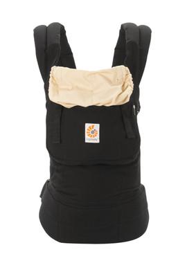 ERGObaby Original Collection Baby Carrier, Black/Camel