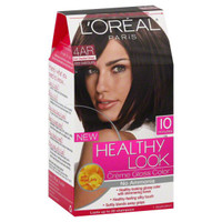 L'Oreal Healthy Look Creme Gloss Color, 4AR Cool Chestnut Brown