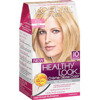 L'Oreal Healthy Look Creme Gloss Color, 8.5 Blonde