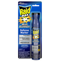 Raid Max Bug Barrier Defense Marker, 4 oz