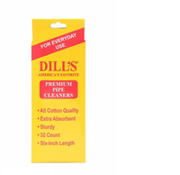Dill's Regular Pipe Cleaners For Daily Pipe Cleaning