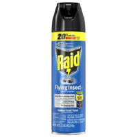 Raid Flying Insect Killer, 18 oz