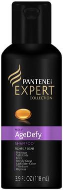 Pantene ProV Expert Collection Shampoo, AgeDefy, 3.9 oz.