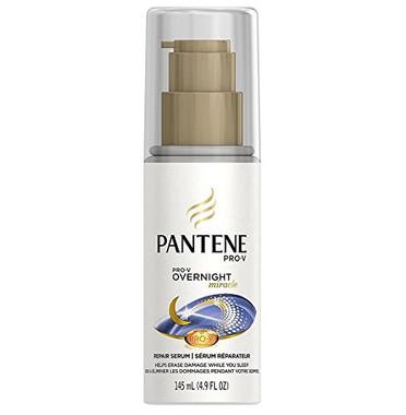 Pantene ProV Overnight Miracle Repair Serum, 4.9 oz.