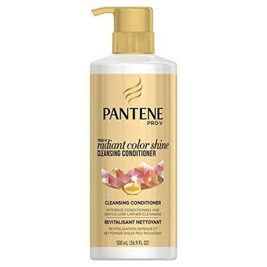 Pantene ProV Color Preserve Cleansing Conditioner, 16.9 oz.