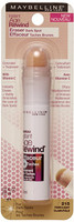 Maybelline Instant Age Rewind Eraser, Dark Spot Concealer Plus Treatment, Fair to Light shown in packaging