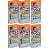 Right Guard Xtreme Defense 5 Power Gel Fresh Blast, 4 oz