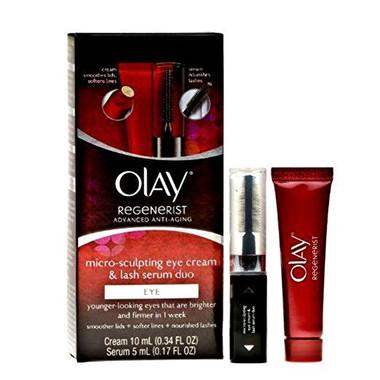 Olay Regenerist Eye Cream & Lash Serum Duo