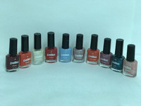 Petites Nail Polish, 10 Piece Assorted, No Repeats