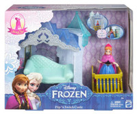 Disney Frozen Anna's Flip and Switch Castle