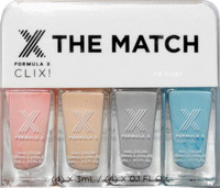 Formula X The Match CLIX! Fair/Light Nail Color
