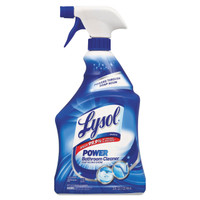 Lysol Island Breeze Bathroom Cleaner, 32 oz