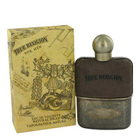 True Religion Eau De Toilette Spray for Men, 1.7 oz