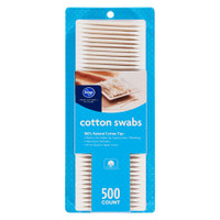 Cotton Swabs 500 ct