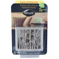 Renuzit Fresh Accents Decorative Holder, 8 ct. box