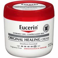 Eucerin Original Healing Soothing Repair Cream 16 oz