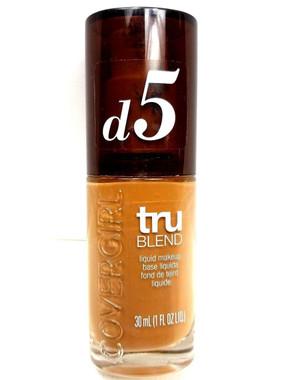 Covergirl TruBlend Liquid Makeup D5 Tawny