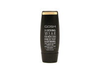 GOSH X-Ceptional Wear Foundation Make-Up, 11 Porcelain
