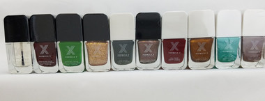 Formula X Nail Polish Fall/Winter collection 10 pack