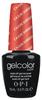 OPI Soak-Off Gel Lacquer - CAJUN SHRIMP 0.5oz