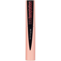 Maybelline Total Temptation Washable Mascara, 601 Blackest Black