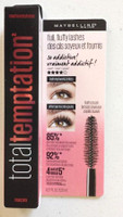 Maybelline Total Temptation Washable Mascara, 602 Very Black