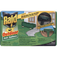 Raid Outdoor Ant Spikes, 6 ct