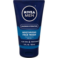 Nivea Men Original Moisturizing Face Wash 5 oz