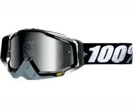 100% Racecraft Mirror Lens MX Goggles