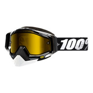 100% Racecraft 2015 Snow Goggles w/Yellow Lens