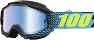 100% Accuri Snow R-Core Goggles