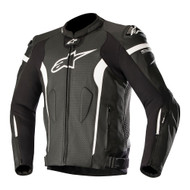 Alpinestars Missile Mens Vented Leather Jacket