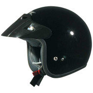 AFX FX-75 Youth Solid Open Face Helmet