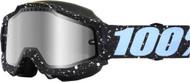 100% Accuri Milky Way Snow Goggles