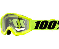 100% Accuri Clear Lens Youth MX Goggles