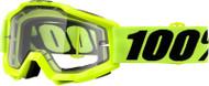 100% Accuri Enduro Fluorescent MX Offroad Goggles
