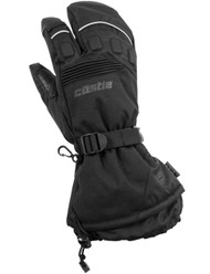 Castle X Platform 3-Finger Mens Snowmobile Mittens
