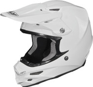 Fly Racing F2 Carbon Solid MX Helmet