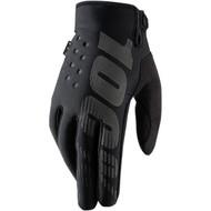 100% Brisker 2015 Mens MX Offroad Gloves