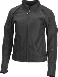 Fly Racing Butane Womens Textile Jacket