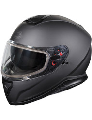 Castle Thunder 3 SV Solid Dual Pane Shield Snow Helmet